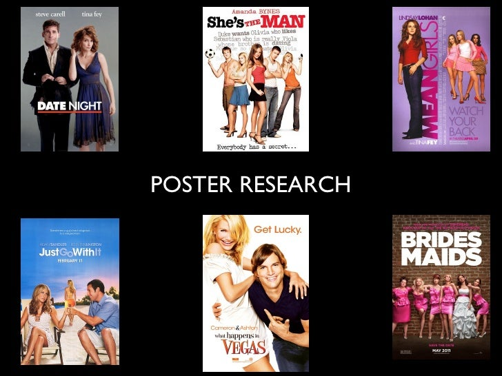Film Poster Research