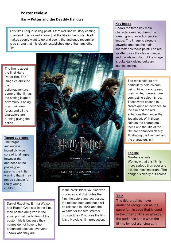 Harry Potter Analysis Essay