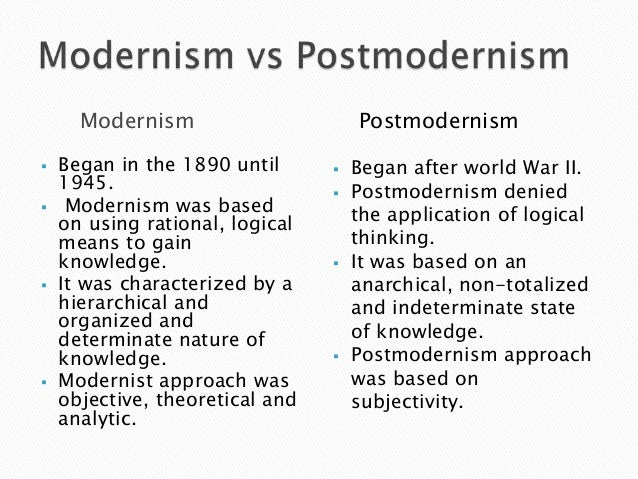 postmodernism art essays