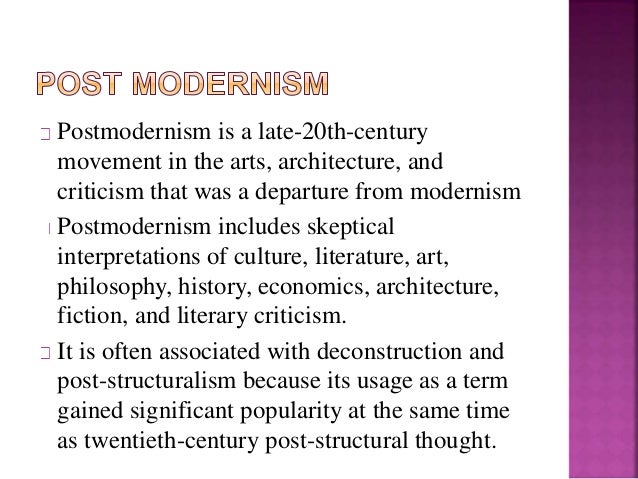 the plausibility of the phrase suspension of disbelief and the effects of postmodernism The art of theater james r hamilton the art of theater new directions in aesthetics series editors: dominic mciver lopes, university of british columbia, and berys gaut, university of st andrews blackwell's new directions in aesthetics series highlights ambitious single- and multiple-author books that confront the most intriguing and.