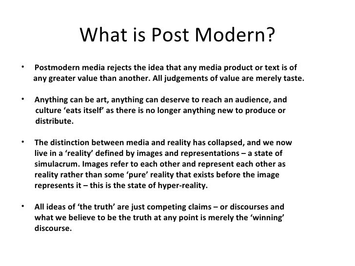 postmodernism 2 essay postmodernism in english literature 1 postmodernism in the english literature of the last decades of the 20th century 2 john fowles's novels as.