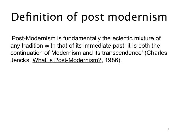 jamesons theory of postmodernism essay The arguments over postmodernism are among the most important intellectual debates of our time going beyond the poststructuralist controversy in its interdisciplinary scope, postmodernism.