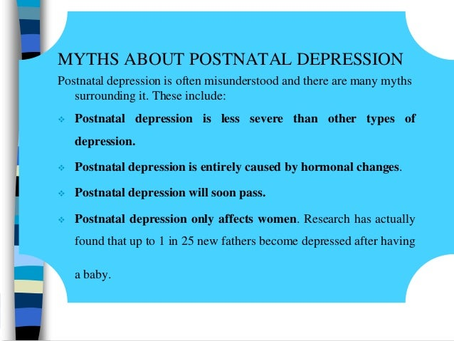Write my postpartum depression research papers