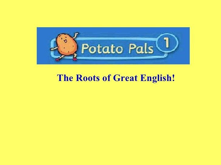 Potato Pals Introduction
