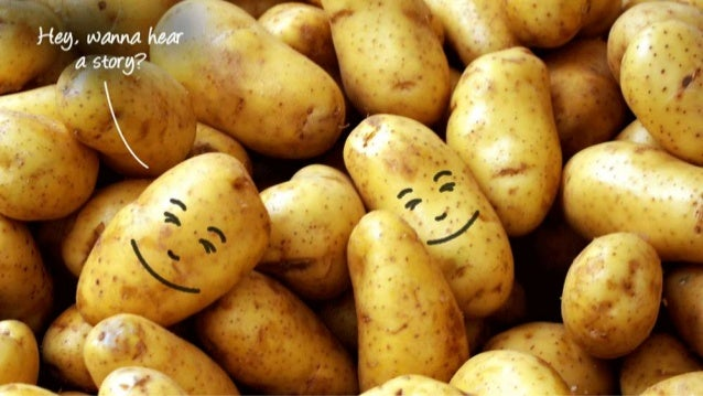 Social Media Case Study : Ultimate Potato Eating Competition
