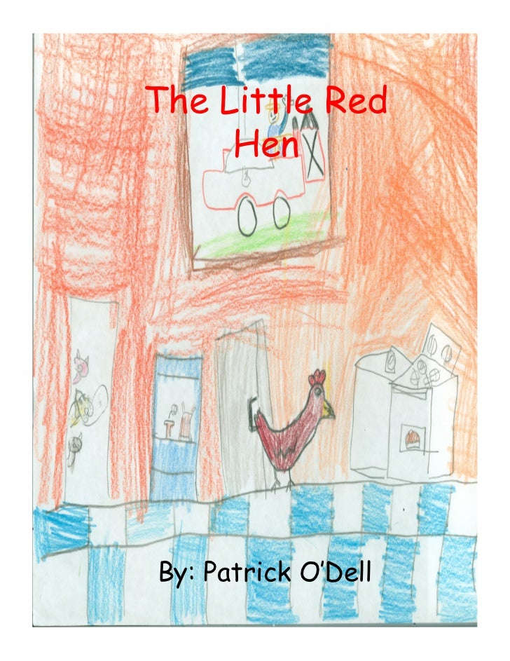 Po the little red hen