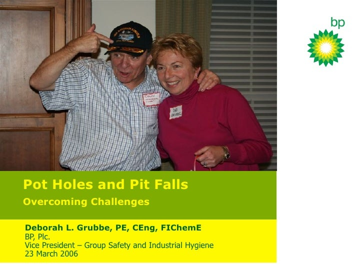 Pot holes and pit falls   overcoming challenges