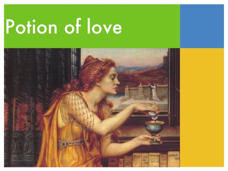Potion of love