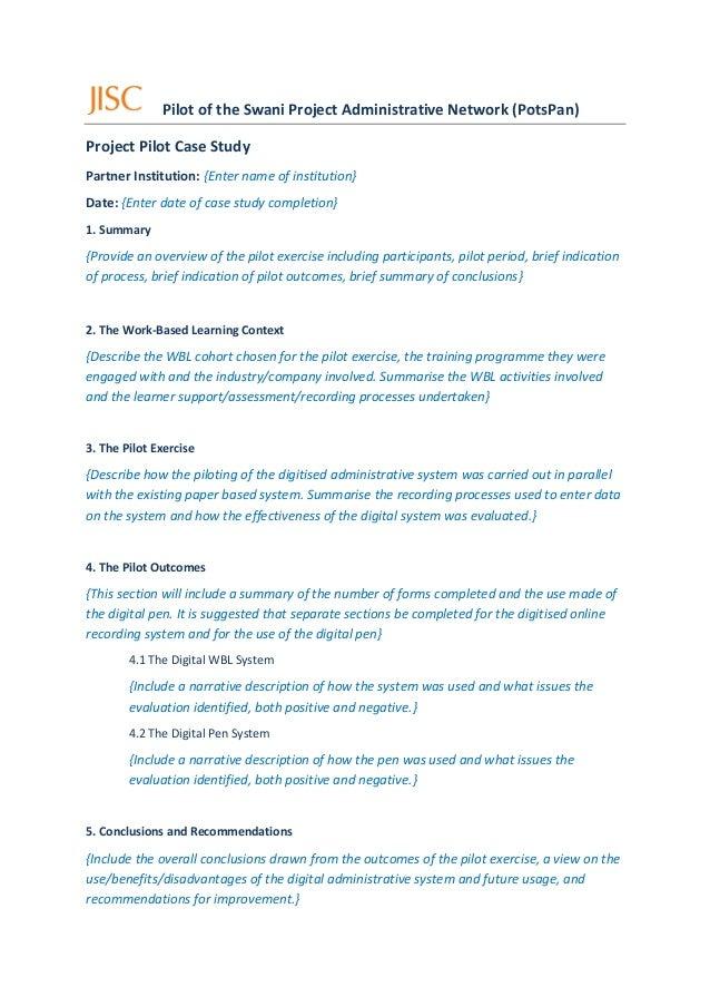 free practice case studies