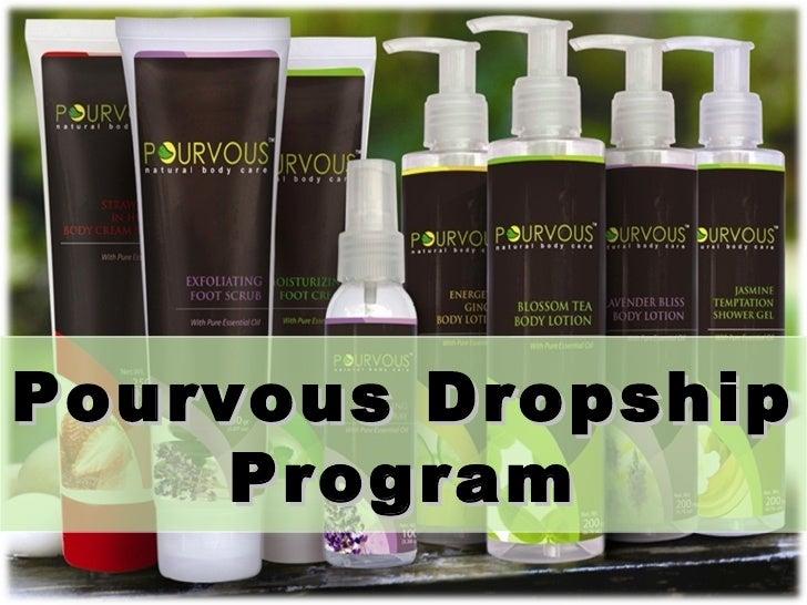Pourvous Dropship Program