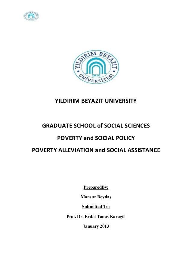 Mensur Boydaş: Vahdi Boydaş: Poverty alleviation
