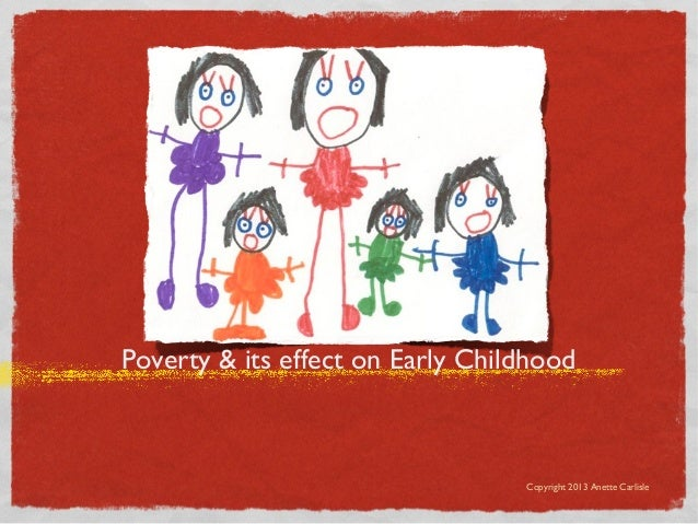 Poverty earlychildhoodupload