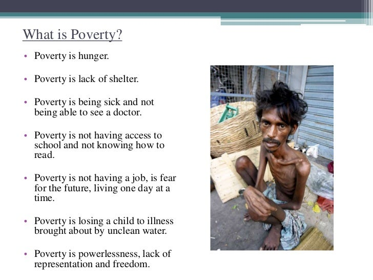 child poverty introduction essay