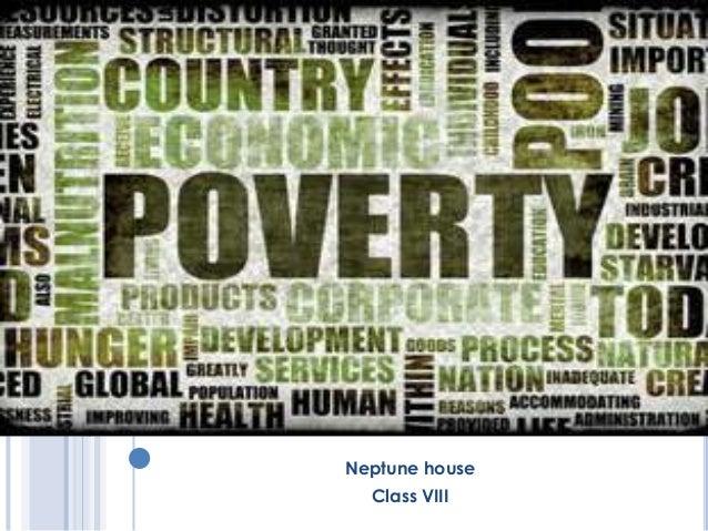 Poverty presentation manas