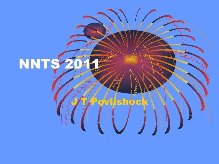NNTS 2011 J T Povlishock