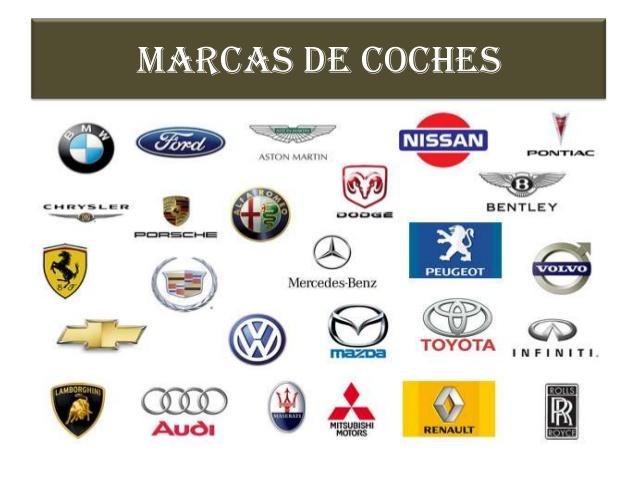 Nombre de logos de carros - Imagui