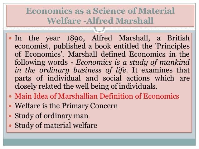 economic significance essay
