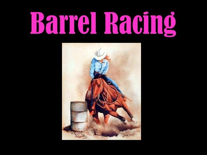 Barrel Racing<br />