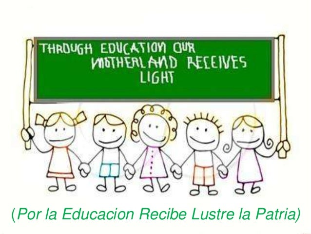 Through Education Our Motherland Receives Light