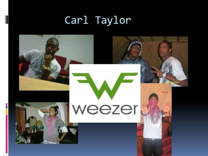 Carl Taylor<br />