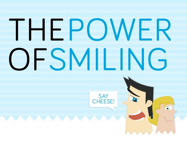the hidden power of a smile Research has proven that just seeing a child's smile can produce the same   ted talks: ron gutman – the hidden power of smiling.