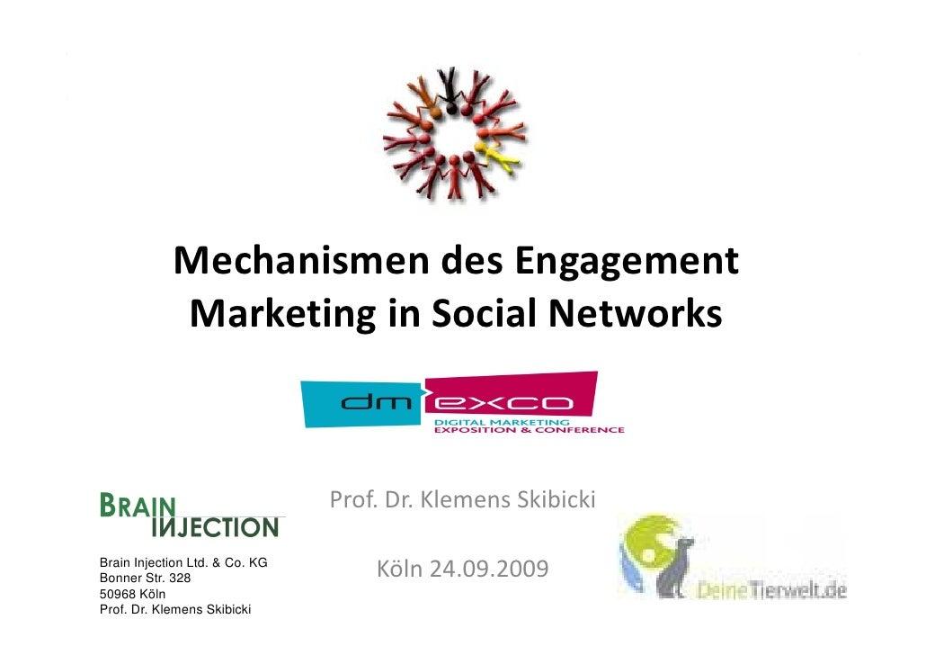 MechanismendesEngagement             Me hanismen des En a ement             MarketinginSocialNetworks               ...