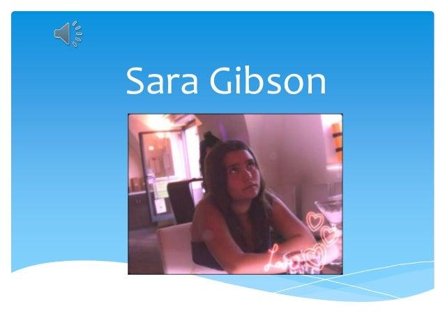 Sara Gibson