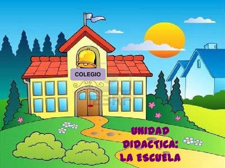 mural colegio: