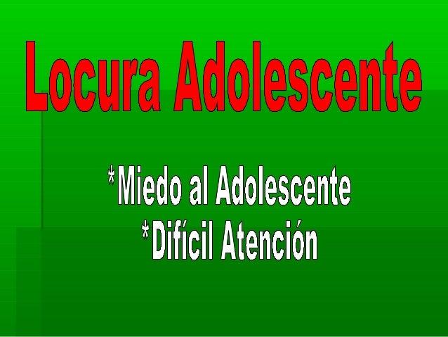 Power adolescencia