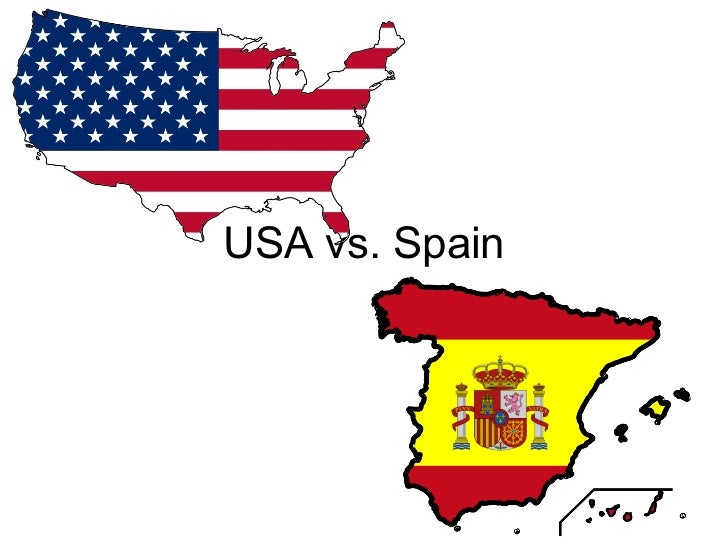 Power and costums usa vs spain