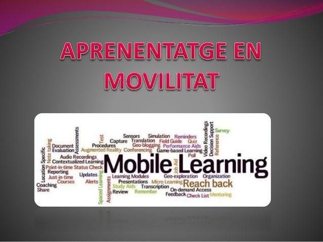 power point aprenentatge en movilitat