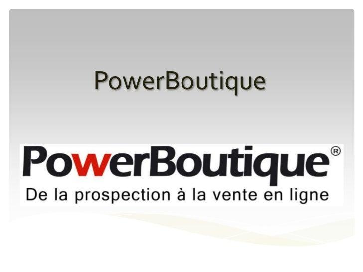 PowerBoutique