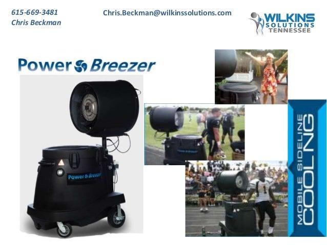 Power breezer  of Middle TN