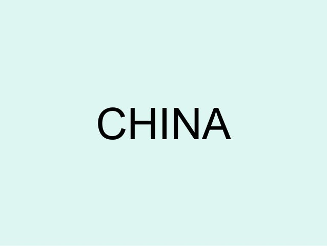 Power china para internet