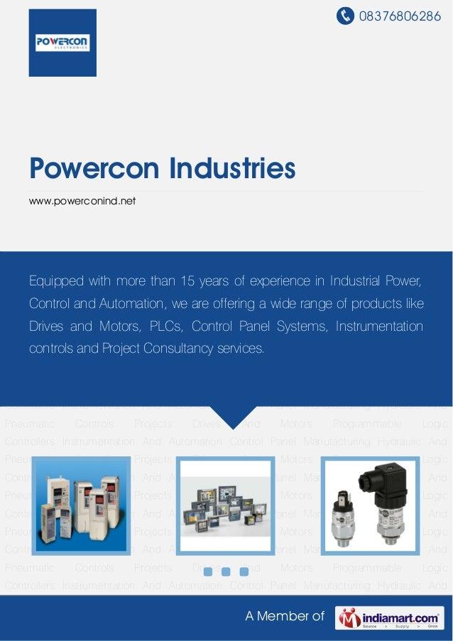 Powercon industries