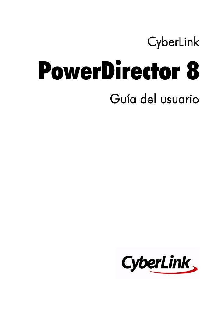 Power director ug_esp