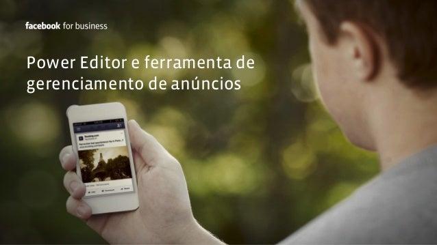 Power editor online Português