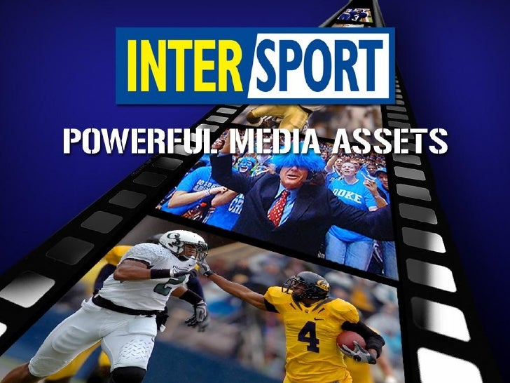 LEVERAGING THE POWER OF        SPORT TO BUILD BRANDS Celebrating twenty-five years, Intersport has grown to become the lar...