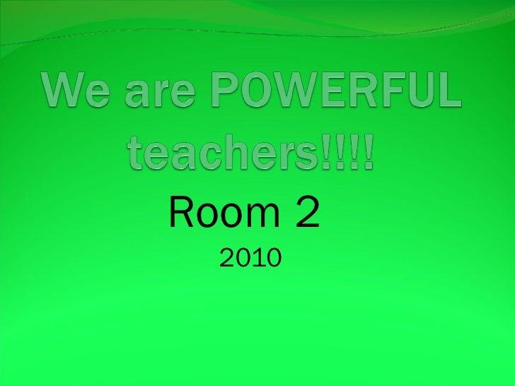 Powerful Teachers