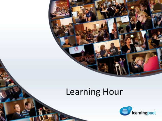 Learning Hour: Powerful tools that your learners (and boss!) will love