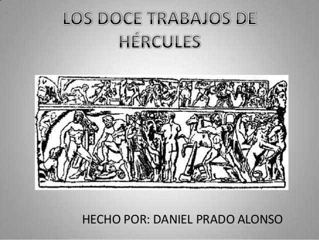 HECHO POR: DANIEL PRADO ALONSO