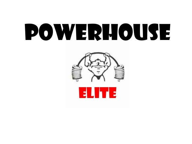 Powerhouse Gym Elite