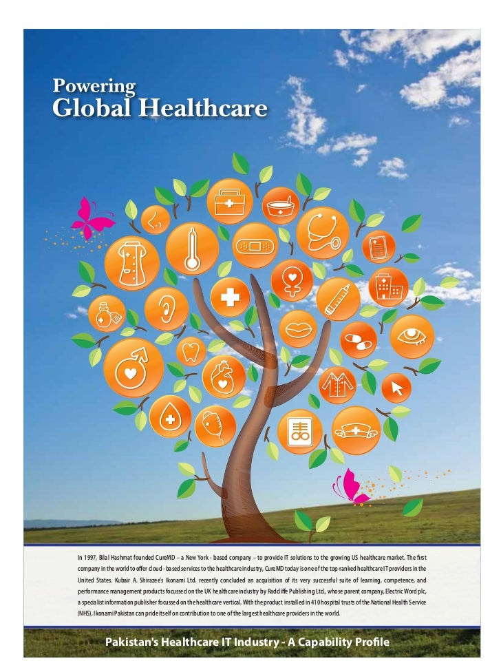In 1997, Bilal Hashmat founded CureMD – a New York - based company – to provide IT solutions to the growing US healthcare ...