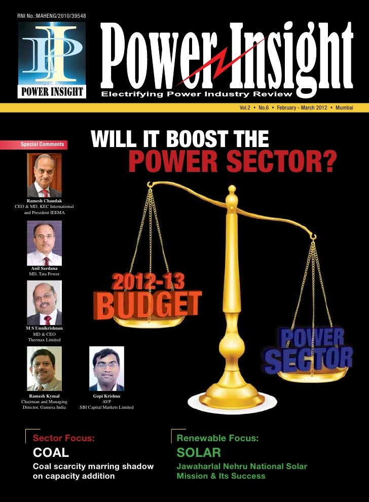 Power Insight (Feb-March 2012)