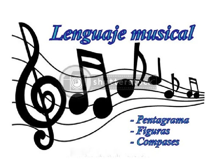 lenguaje musical con: