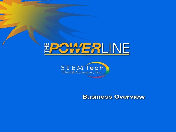 Power line business overview