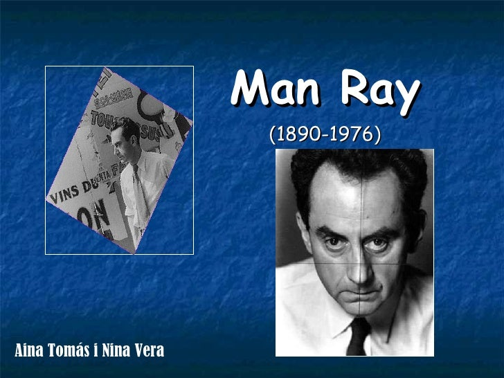 Man Ray ( 1890-1976 ) Aina Tomás i Nina Vera