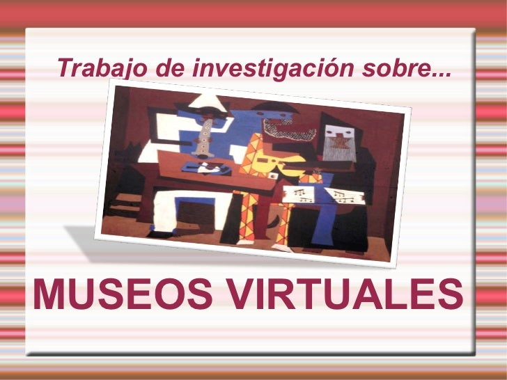 Power museos virtuales