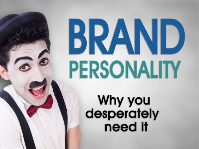 Power of brand personality