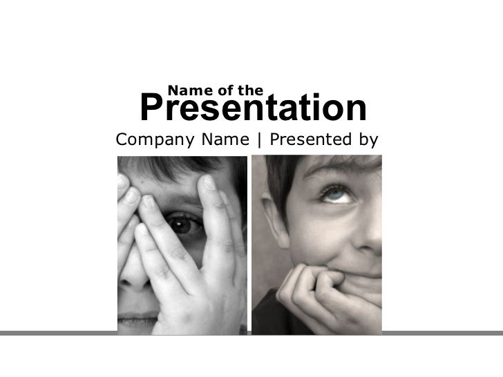 Power Of Grey - Powerpoint Ppt Templates